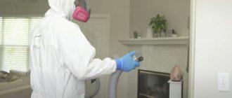 Фото: Дезинфекция от тараканов рекомендации